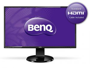 BENQ LCD GW2765HT 27W/IPS LED/WQHD/20M:1/4ms/DVI//HDMI/DP/repro/pivot/Flicker-free/Low Blu