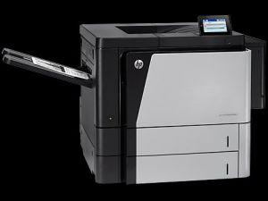 HP LaserJet Enterprise 800 M806dn (A3, čb, 1200dpi, 56str/min, Duplex,USB, Ethernet)