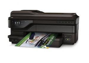 HP All-in-One Officejet 7612A Wide ePrint (A3+, 33 ppm, USB, Eth., Wi-Fi, Print/Scan/Copy/