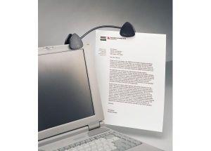 KENSINGTON držák dokumentů FlexClipt - šedý