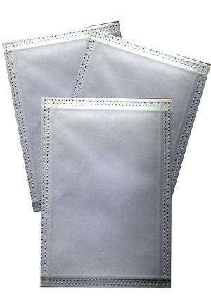 Olejový papír 18 listů pro skartovače s příčným řezem , promazání stroje