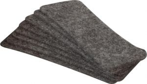 Náhradní filcy 10 ks pro stěrky SLIM a DUO