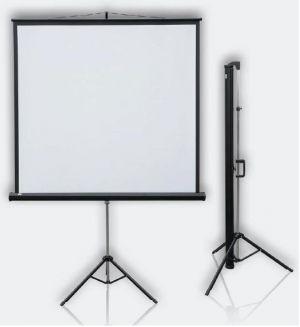 Mobilní projekční plátno Profi Tripod mobil 150 x 150 cm