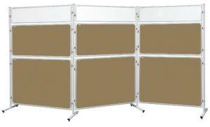 Panel 2x3 Modular, 120 x 90 cm, korkový