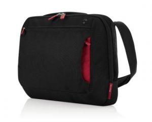 """BELKIN Brašna Messenger Bag 15.6"""", černá/vínová"""