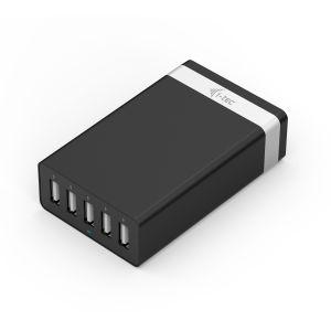 Nabíječka I-TEC SMART USB 5 PORT CHARGER 40W / 8A