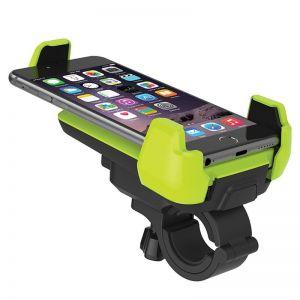 Cyklo držák na mobil IOTTIE Active Edge Bike & Bar Mount, electric lime