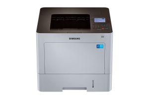 SAMSUNG SL-M4530ND Černobílá laserová tiskárna A4 45ppm,1200x1200dpi,1GHz, síť, duplex