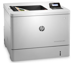 HP Color LaserJet Enterprise M553n (A4, 38/38str./min, USB 2.0, Ethernet)