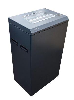Velký skartovací stroj AT-95C 3x25 mm, koš 120 l, až 25 listů A4 70g , CD i karty,sponky