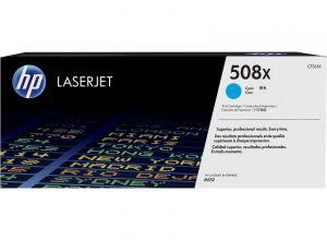 HP originální toner CF361X Cyan/Modrá 508X 9500str. HP Color LaserJet Enterprise M552