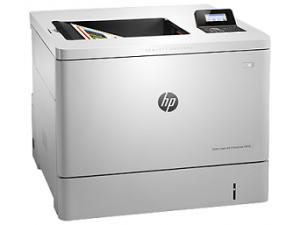 Barevná laserová tiskárna LaserJet Enterprise M553n (A4, 38 ppm, USB, Ethernet)