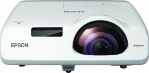 Projektor EPSON 3LCD/3chip projektor EB-530 1024x768 XGA/16000:1/HDMI/LAN/16W Repro/option