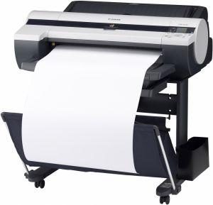 CANON image PROGRAF iPF610 Víceúčelová barevná tiskárna  + podstavec zdarma, formát A1