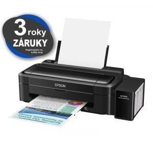 EPSON L310 Barevná inkoustová tiskárna - A4/33-15ppm/4ink/CISS