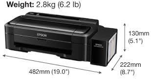 Epson L310 rozmery