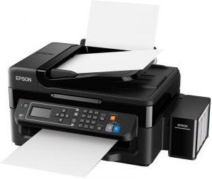 EPSON L565 Multifunkce A4, 5760x1,440dpi,33/15 ppm, USB Barevná InkTank , wifi
