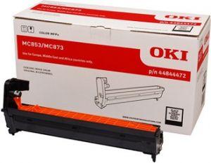 OKI originální válec 44844472 black 30000str., OKI MC853, 873