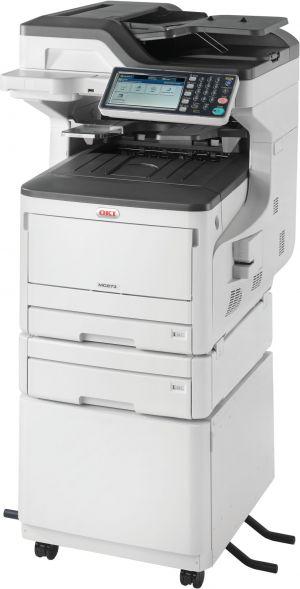 OKI MC873dnct A3/A4 barevná LED multifunkční tiskárna 4v1