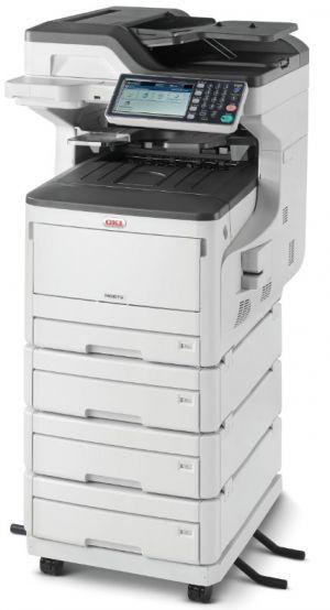 OKI MC873dnv A3/A4 barevná LED multifunkční tiskárna 4v1