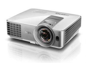 BENQ DLP Projektor MS630ST / 3D /800x600 SVGA/3200 ANSI lm/13000:1/HDMI/USB/1x10W repro