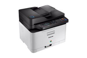 SAMSUNG SL-480FW A4 18/4ppm 2400x600dpi SPL,128MB,USB,ethernet,wifi,NFC,fax
