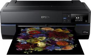 EPSON SureColor SC-P800 Inkoustová fototiskárna A2 pro profesionály, 9 ink, 2880x1440 dpi