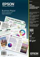 EPSON kancelářské papíry A4 - Business Paper 80g / m2 - 500 listů pro inkoustové tiskárny