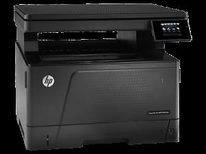 Multifunkční laserová černobílá tiskárna HP Color LaserJet Pro M435nw