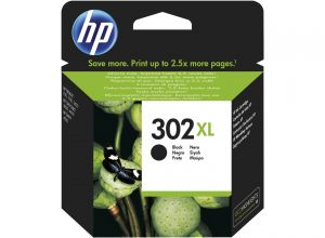 HP černý ink F6U68AE No.302XL black, HP OJ 3830 Deskjet 2130