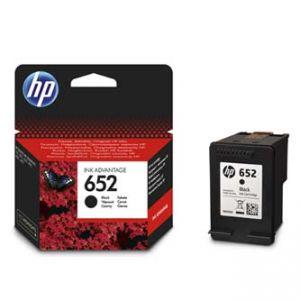 HP originální černý ink F6V25AE No.652 black, HP Deskjet IA 4535 4675 1115 2135 3635 3835