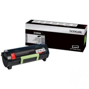 LEXMARK černý orig.toner 51F0HA0 black, 5000str., high capacity, LEXMARK MS312d MS312dn