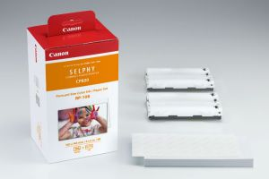 CANON RP-108 CANON RP-108 108ks , pro CP8určeny pro tiskárny s termosublimační technologií