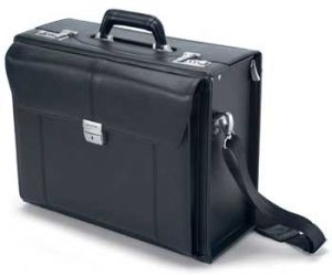 Elegantní kufr AeroCase na Váš notebook - DICOTA AeroCase new