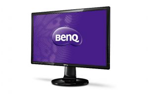 "Monitor BENQ LCD GL2460HM Black 24""W/TN LED/FHD/12M:1/2ms/DVI/HDMI/repro/Flicker-free"