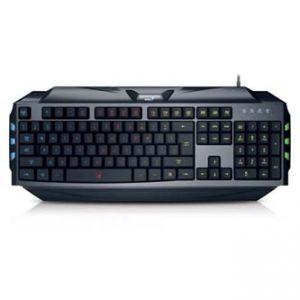 GENIUS GX GAMING Scorpion K5 Klávesnice drátová , herní , černá , USB , CZ/SK