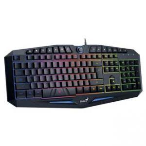 GENIUS GX GAMING Scorpion K9 Klávesnice drátová , herní , černá , USB , CZ/SK