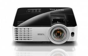 BENQ DLP Projektor MX631ST/3D/XGA 1024x768/3200 ANSI lm/13000:1/HDMI/USB/1x10W repro/Short
