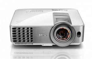 BENQ DLP Projektor MW632ST/3D/WXGA 1280x800/3200 ANSI lm/13000:1/HDMI/USB/1x10W repro/Shor