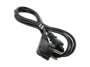 4WORLD Napájecí kabel k NTB 3žilový 1.8m Black