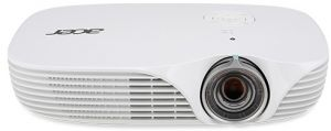 Projektor ACER K138ST LED/1280x800 WXGA/800 lm/100000:1/VGA/HDMI/MHL/BT audio/2x3W