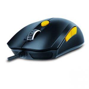 GENIUS GX GAMING Scorpion M8-610 Myš drátová , laserová , 6tl., 1 kolečko, USB, černožlutá