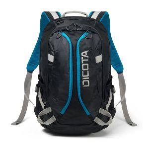 "Batoh DICOTA Backpack Active 14-15,6"" černo/modrá"
