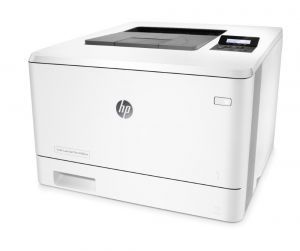 HP Color LaserJet Pro 400 M452nw A4, 27 ppm, USB 2.0, Wi-fi, Ethernet