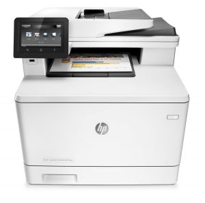 HP Color LaserJet Pro MFP M477fnw Multifunkce 27ppm, Wifi