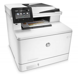 HP CLJ Pro MFP Color M477fdn (A4, 27/27ppm, USB 2.0, Ethernet, Print/Scan/Copy/Fax, Duple