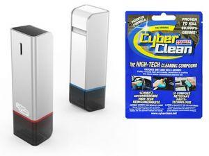 CYBERCLEAN AutoScreen-Pro Cleaning Solution Stylový čistič všech displejů ve vašem voze