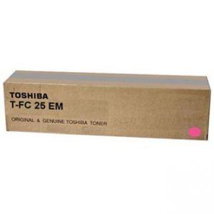 Orig. toner TFC25EM magenta, 26800str., TOSHIBA e-STUDIO 2040c 2540c 3040c 3540c 4540c