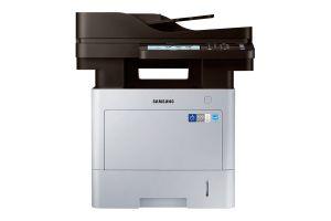 SAMSUNG SL-M4080FX Multifunkce A4 40 ppm 1200x1200 USB PCL LAN laserová černobílý tisk