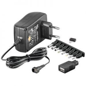 Univerzální napájecí adaptér 230V/3-12V